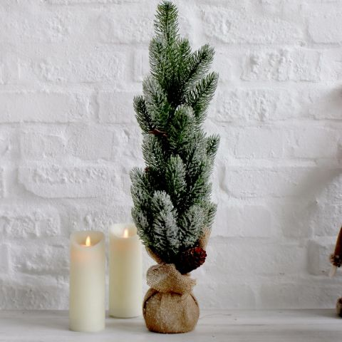 Christmas Tree in Sack, Large