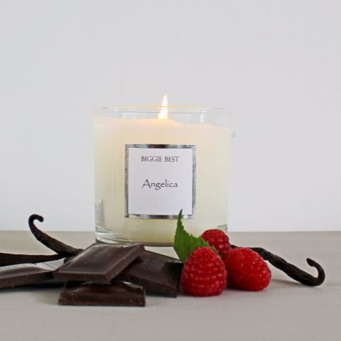 Luxury Scented Candle, Angelica