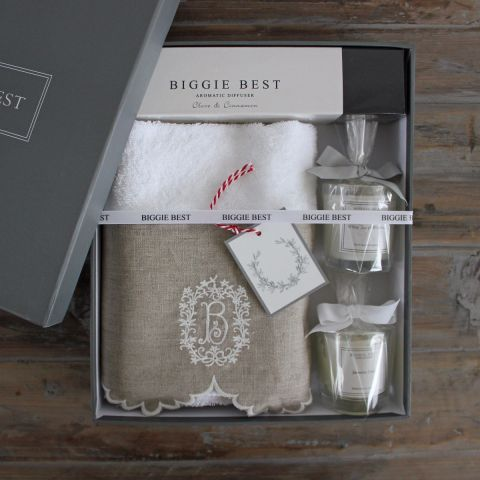 Luxury Natural Candle Gift Box