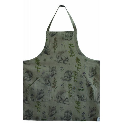 ADULT SQUIRREL APRON