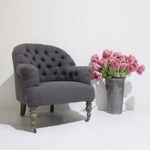 Olivia Chair, Grey