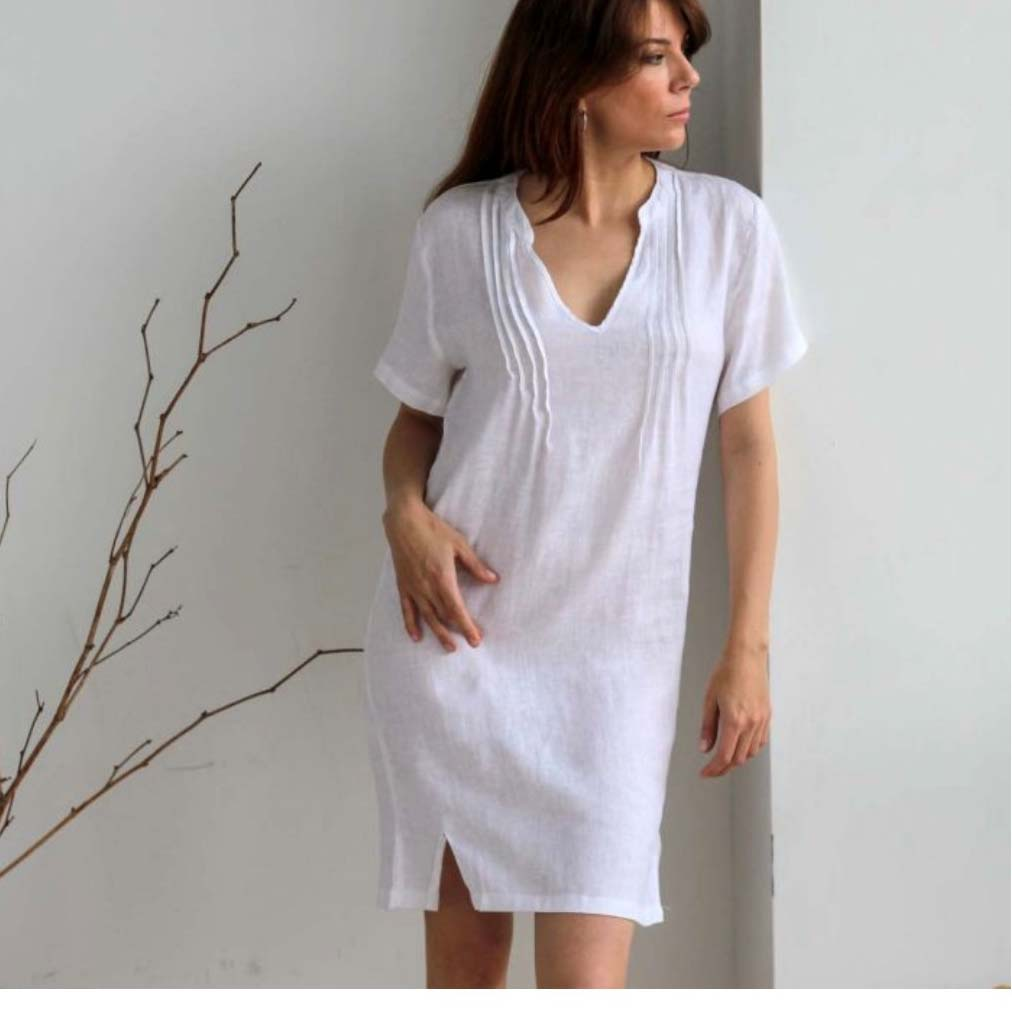 PURE LINEN CLOTHING