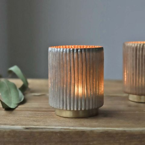 BARKLEY VOTIVE COPPER