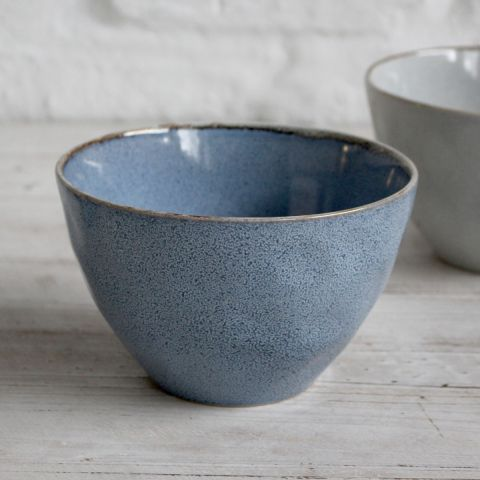 POMPEII BLUE SALAD BOWL