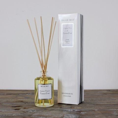 Luxury Diffuser - Green Tea & Passion Fruit