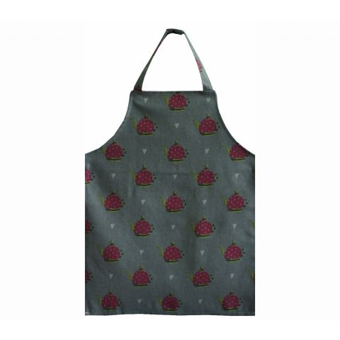 KIDDIES TEAPOTS APRON
