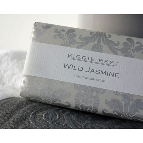 Set Of Two Fine English Soap - Wild Jasmine